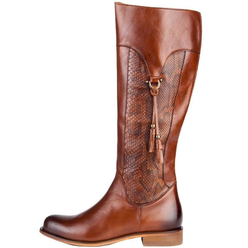 ༻❁༺ ❤️ ༻❁༺ Shop Women's Corral Honey Python Equestrian Cowgirl Boots ༻❁༺ ❤️ ༻❁༺