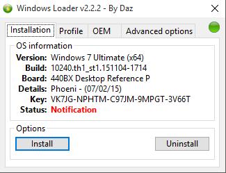 Activator Windows 7 Loader X64 X86 Ultimate 7601 In 2020 Vista Windows Windows Version