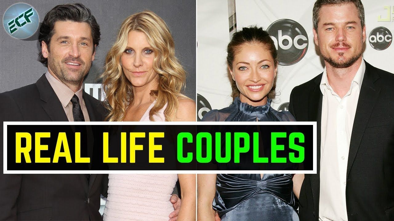 Grey\'s Anatomy fans have always loved reel-life and real-life ...
