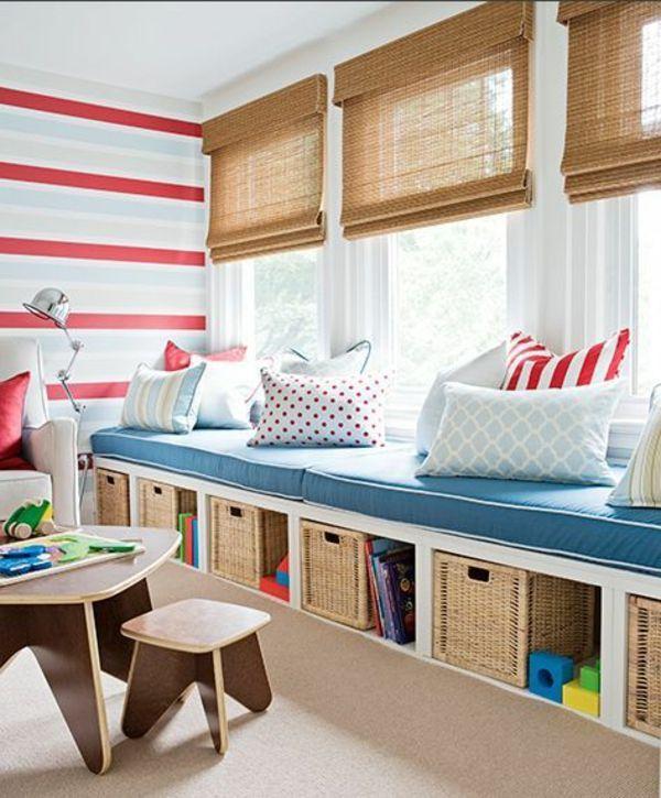 Aufbewahrung kinderzimmer praktische designideen time to play pinterest kinderzimmer - Aufbewahrung kinderzimmer ...