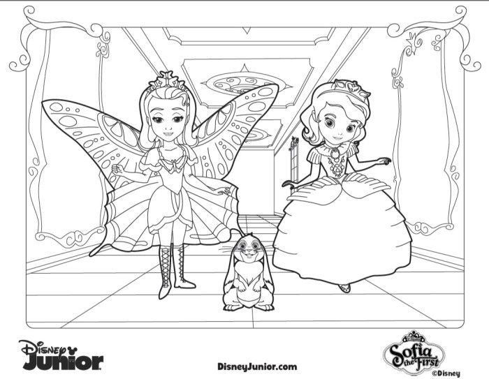 Free Disney Halloween Coloring Sheets Princess Coloring Pages