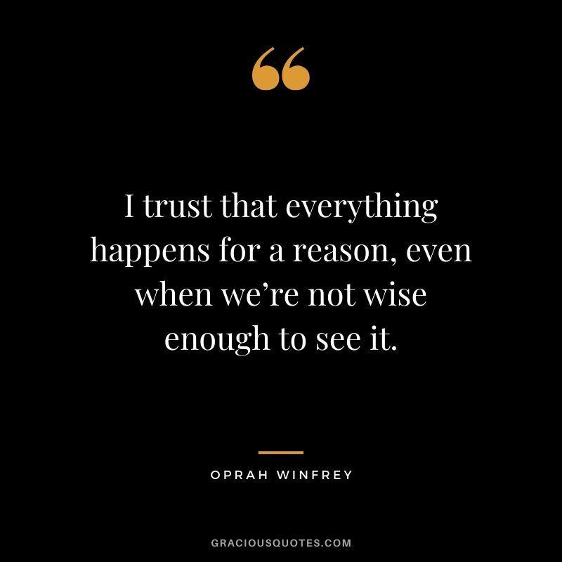 124 Oprah Winfrey Quotes to Empower You (UPLIFT)