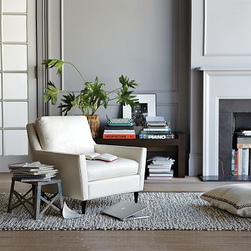 West Elm Everett Chair Rei Camp Stowaway Low Perfect Reading Nook Love The And Super Cool Side Table Stool