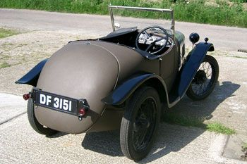 1927 Austin Seven Gordon British Car Auctions Austin Cars
