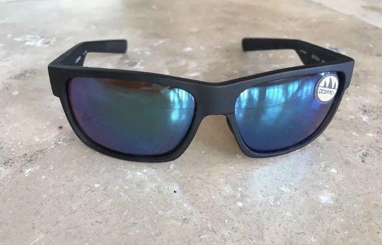 66b7d069d403a Costa Del Mar Half Moon 580G Ocearch Tiger Shark Polarized Green Sunglasses   fashion  clothing  shoes  accessories  mensaccessories ...