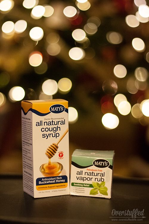 Stay Healthy this Holiday Season with Maty's All Natural Products | Overstuffed
