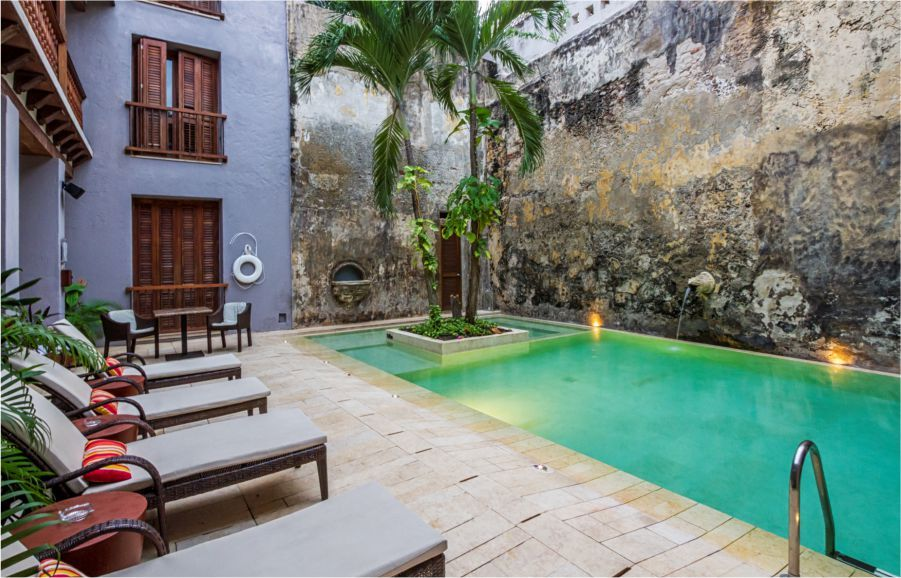 Find And Book The Best Hotels Luxury Al In Cartagena With This Is S Travel Experts