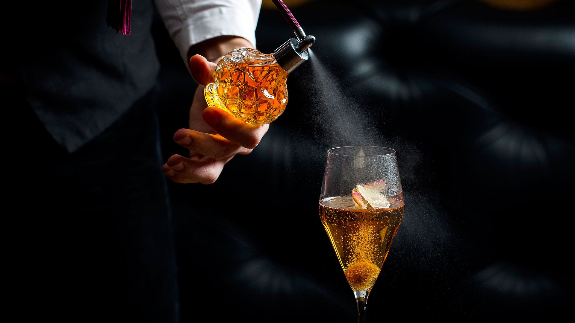 Pollen Street Social Mixology Bar Cocktail Bar Design