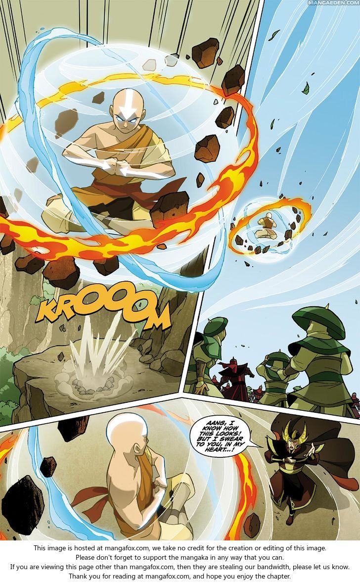 Pin by FURRY_6 on Avatar the last airbender comic