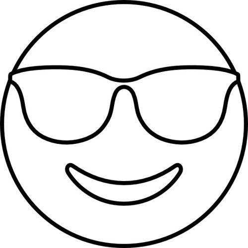 Dibujos Para Colorear De Emojis