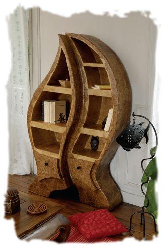 How To Make A Cardboard Furniture