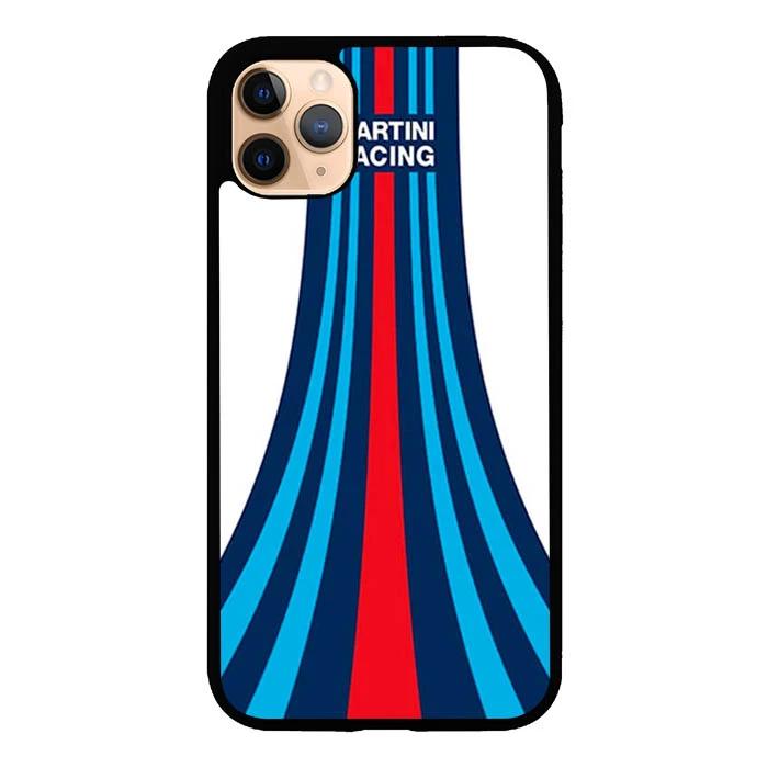 Martini Racing Stripes L1327 Iphone 11 Pro Max Case Protective Cell Phone Cases Iphone 11 Martini Racing Stripes