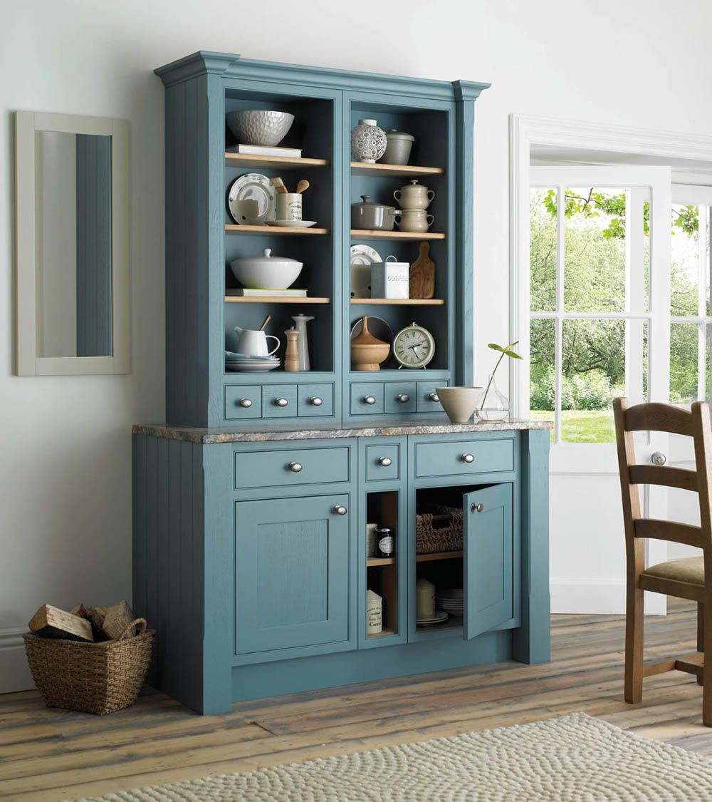 Marine Blue kitchen dreser by English Revival | For the Home ...