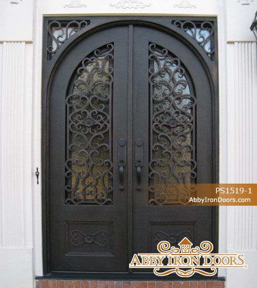 Abby Iron Doors New Home Pinterest Popup Iron Doors And Doors & Abby Door u0026 Abby Iron Doors Door Sales Installation 1420 Oakbrook Dr pezcame.com