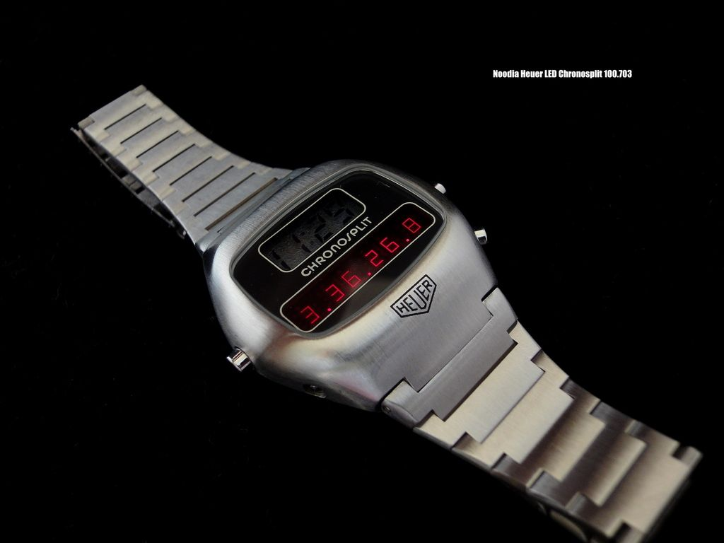 The legendary LED, produced for 1 year only...http://a.imageshack.us/img823/269/noodiaheuerchronosplit1.jpg