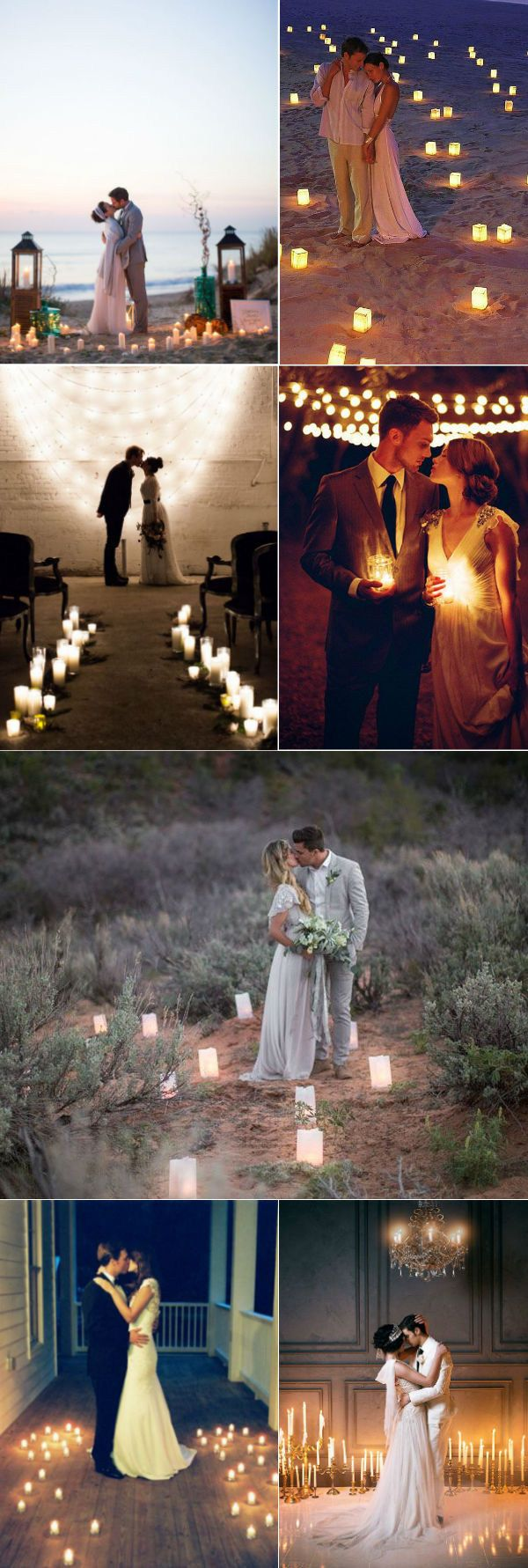 36 Stunning Wedding Ideas With Candles Elegantweddinginvites Com Blog Romantic Wedding Photography Wedding Photos Beach Wedding Photos