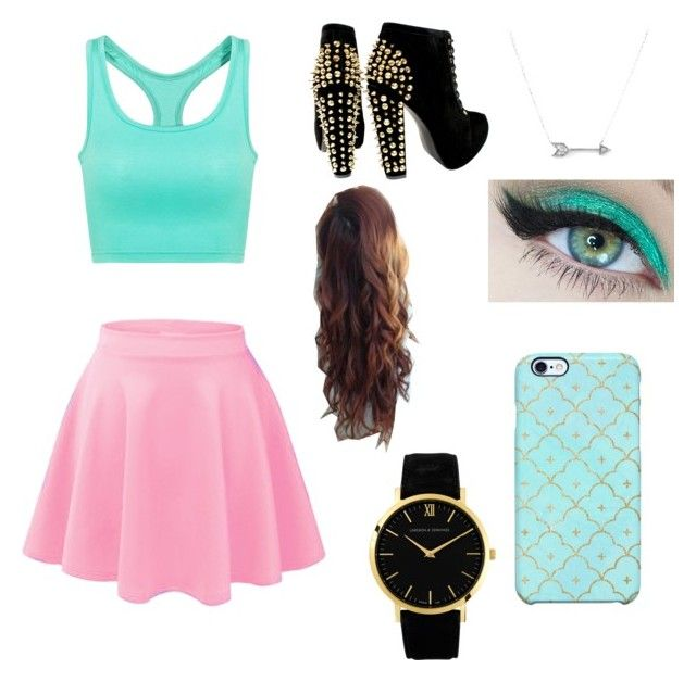 """""""Party outfit!"""" by jacquelinejaeger ❤ liked on Polyvore"""