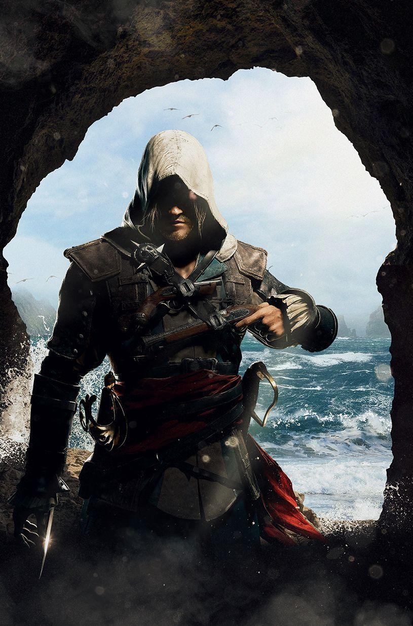 Assassin's Creed 4 - Black Flag on Behance