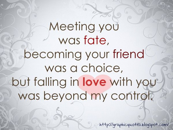 Love Quotes For Him Pinterest: FALLING IN LOVE… PART 2