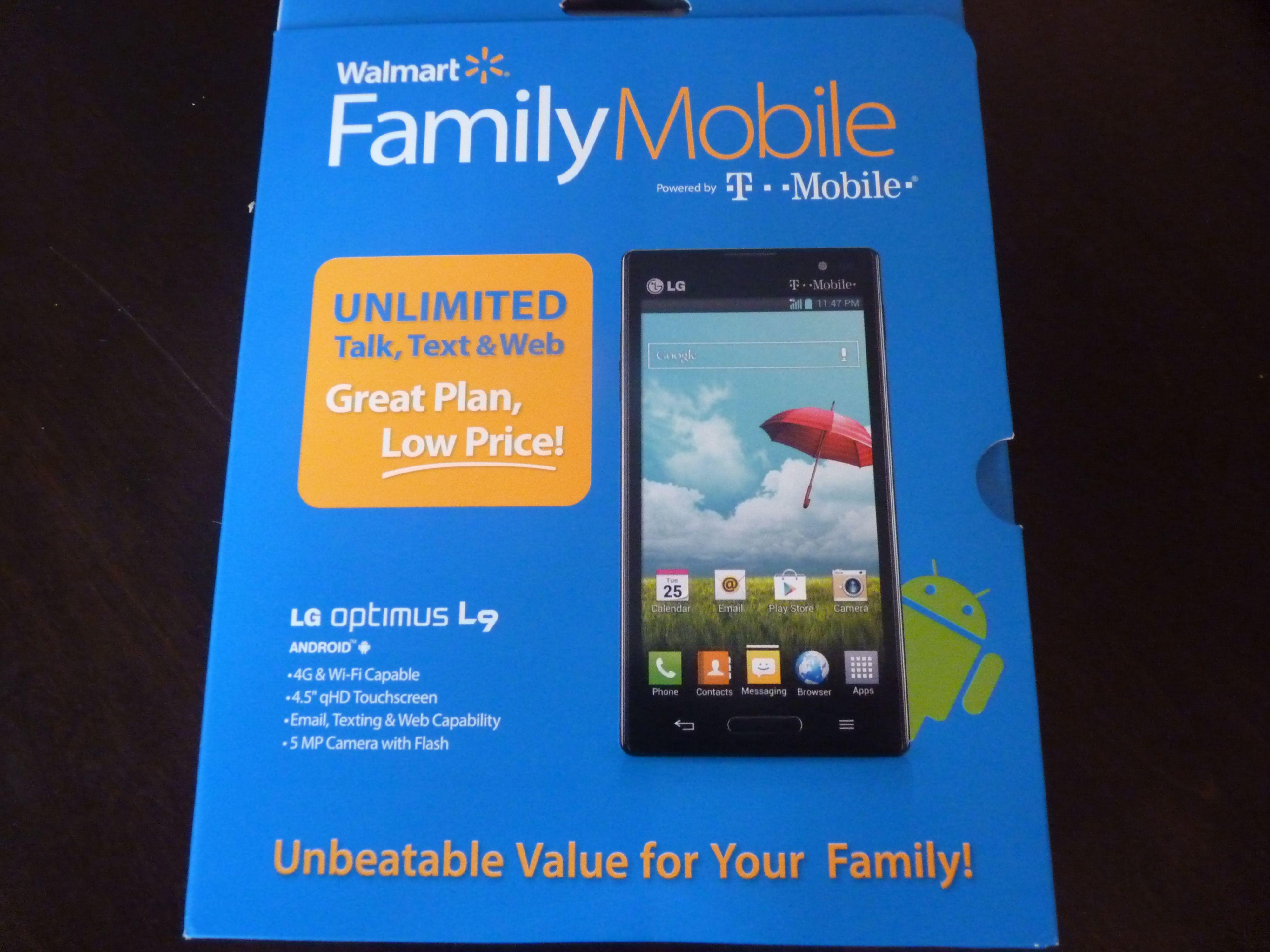 Wonderfull walmart family mobile activation