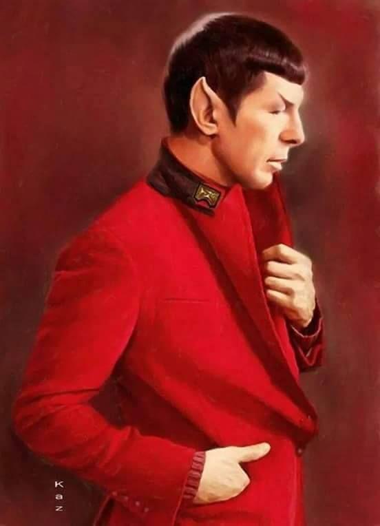 #Spock #spock_art