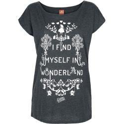 Photo of T-Shirt I Find Myself di Alice nel paese delle meraviglie