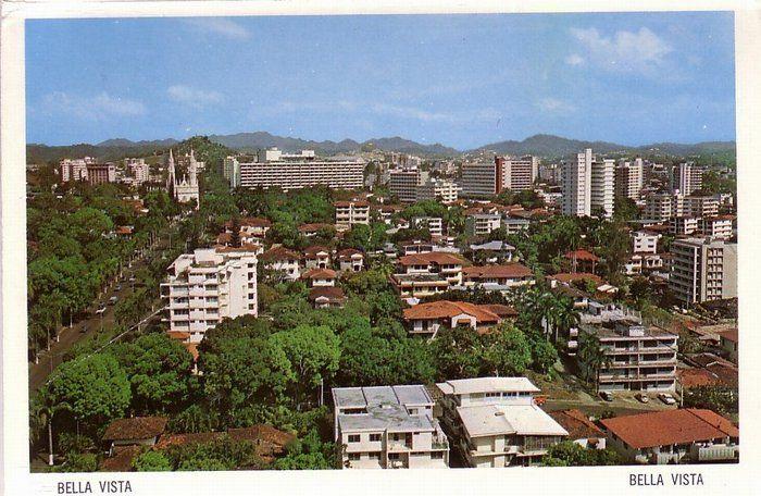Ciudad de Panamá antes y ahora, toda una evolución - SkyscraperCity