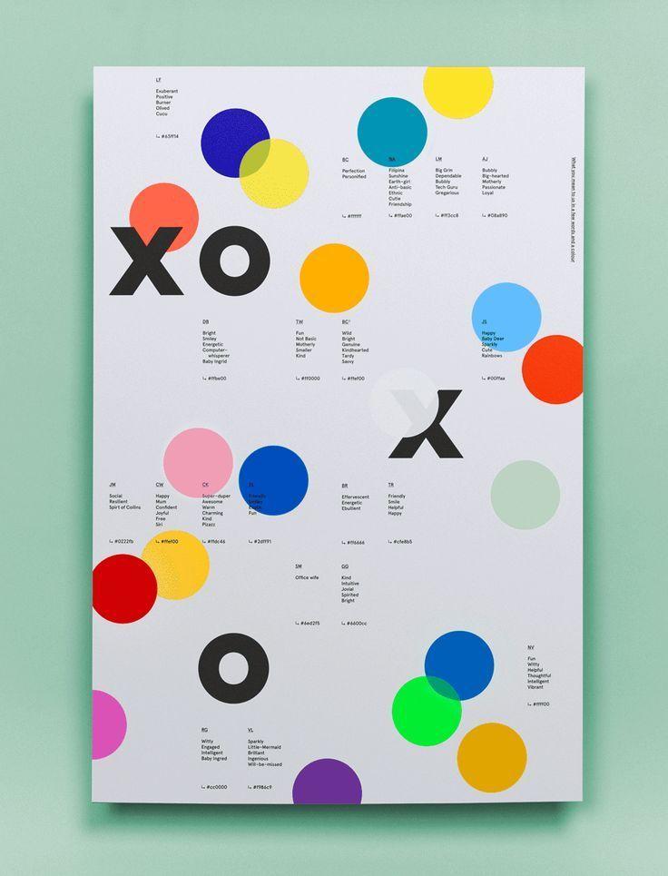Ich Mag Die Kombination Heller Farben Die Der Komposition Dynamik