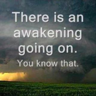 It's time to wake up. The world needs you..