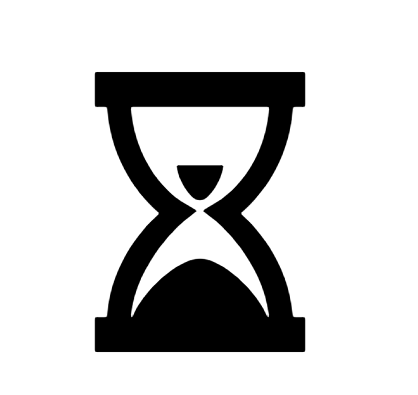 Hourglass Icon In Android Style This Hourglass Icon Has Android Kitkat Style If You Use The Icons For Android Apps We Reco Historical Icon Icon Android Icons