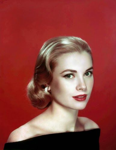 Vintage Glamour Girls: Grace Kelly