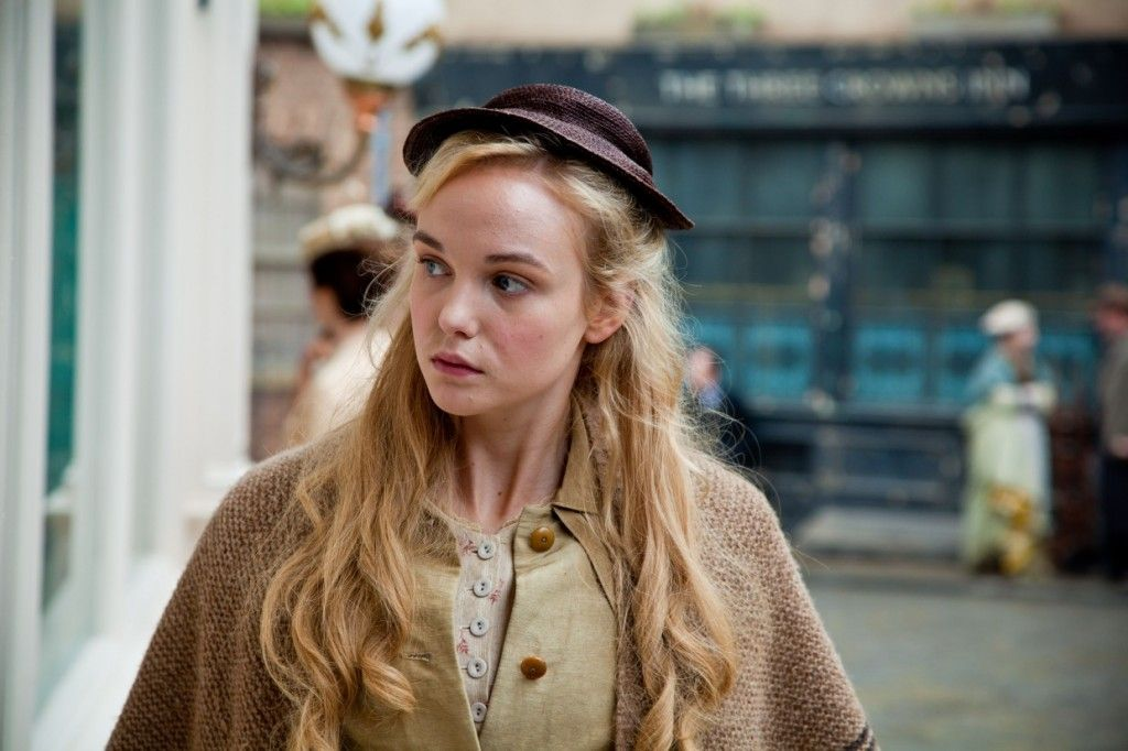 joanna vanderham biography