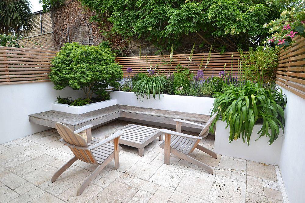 Pin By Oana Dascalu On Idei Casa In 2020 Contemporary Landscape Design Small Gardens Modern Garden