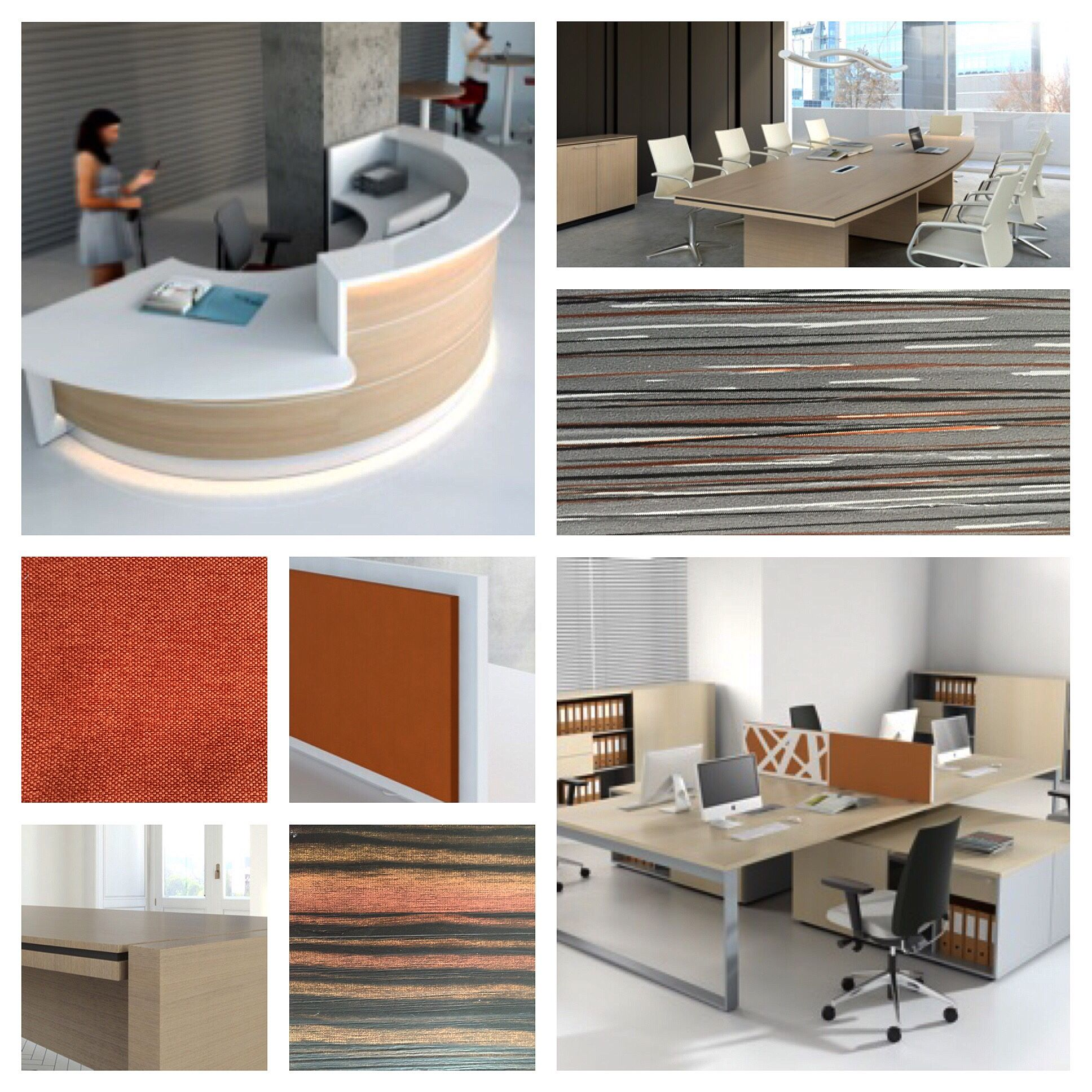 office color palette. Office Color Palette. Design An Space With Light Wood Tones And A Warm Colour Palette