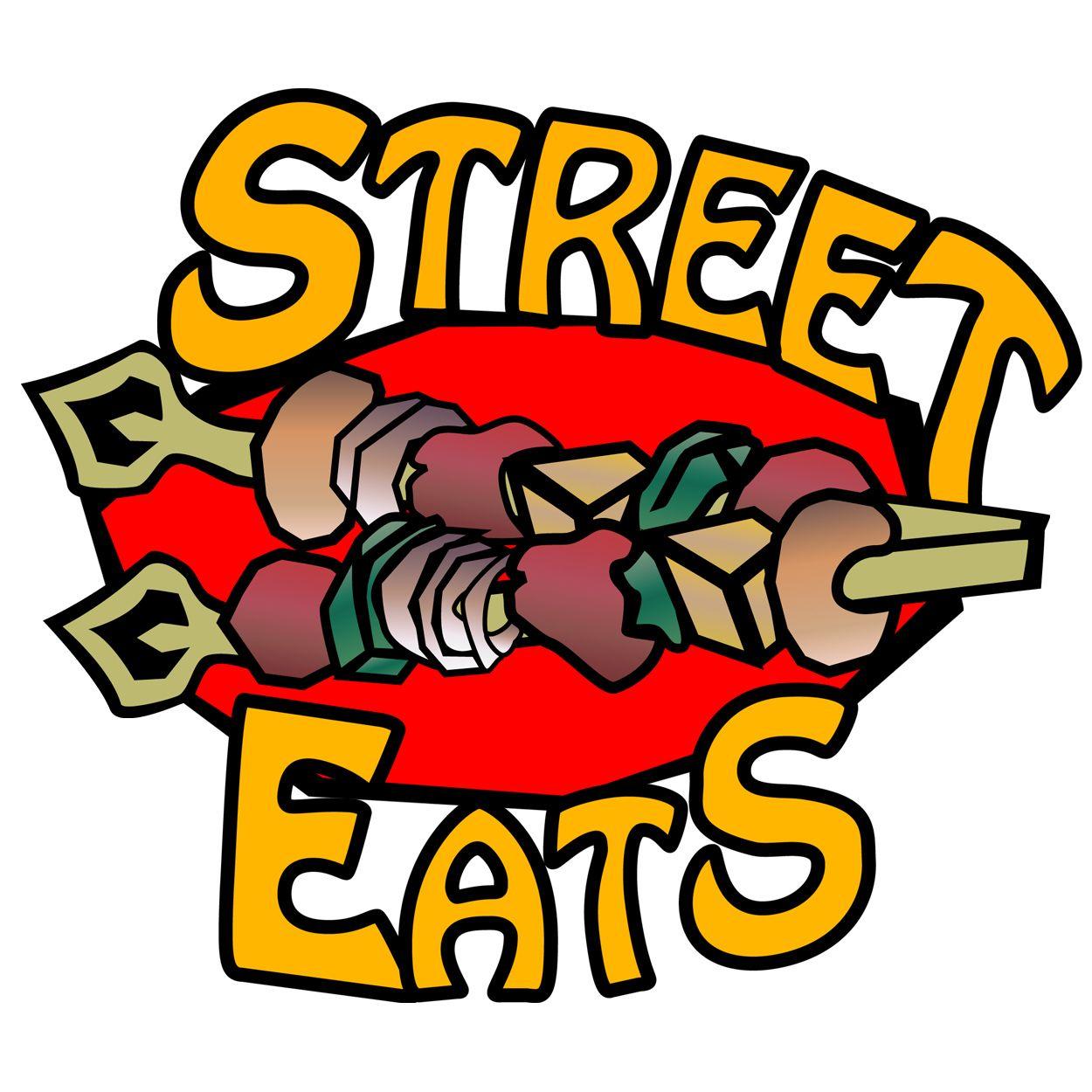 Street Eats. Marketing concept. Food crawl, Best food