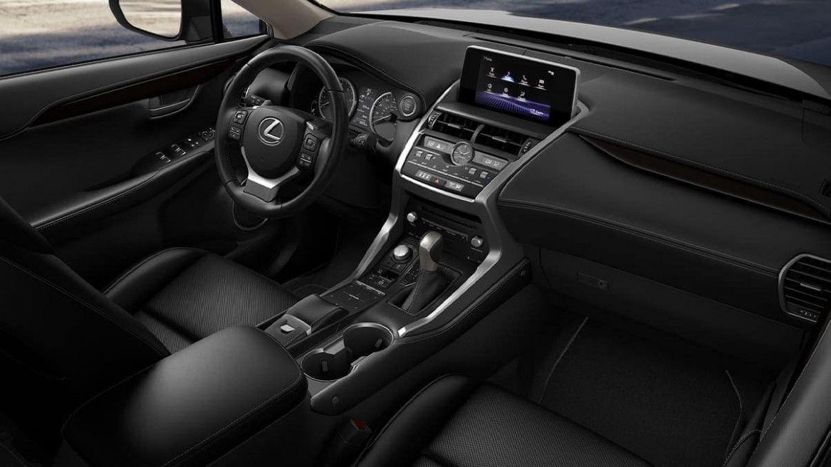 2020 Lexus Nx 300 F Sport Red Interior