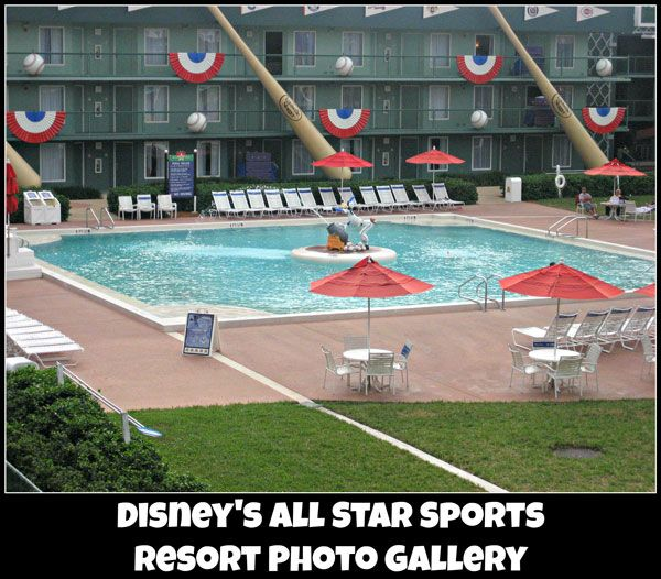 0f35dd65ca70 Disney s All-Star Sports Resort Photo Gallery