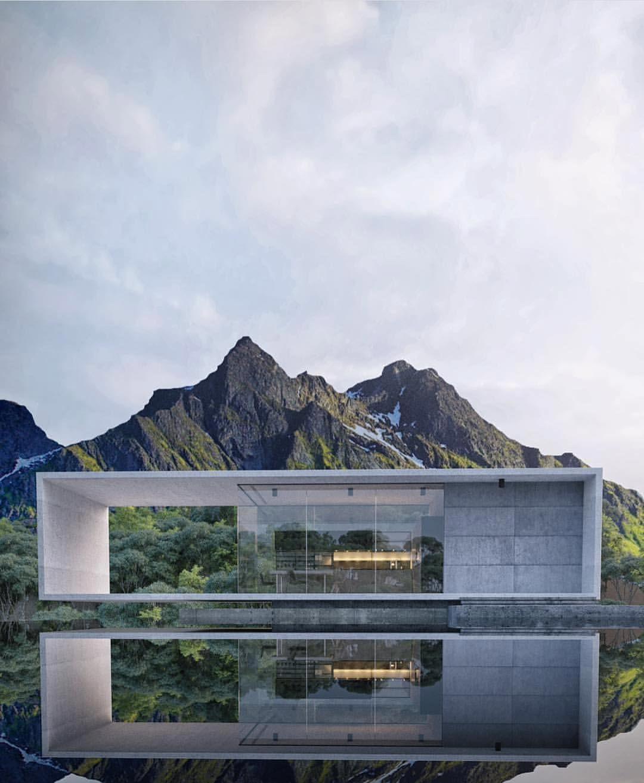 "Amazing Architecture Magazine: Art & Architecture Magazine On Instagram: ""Stavanger House"