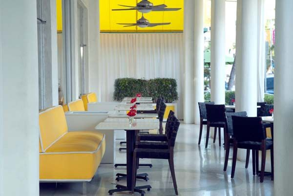 Fabulous And Colourful Hotel Design Lords South Beach