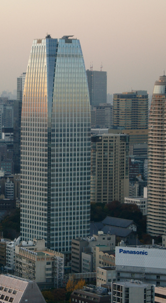 atago green hills tokyo / Skyscrapers・超高層ビル