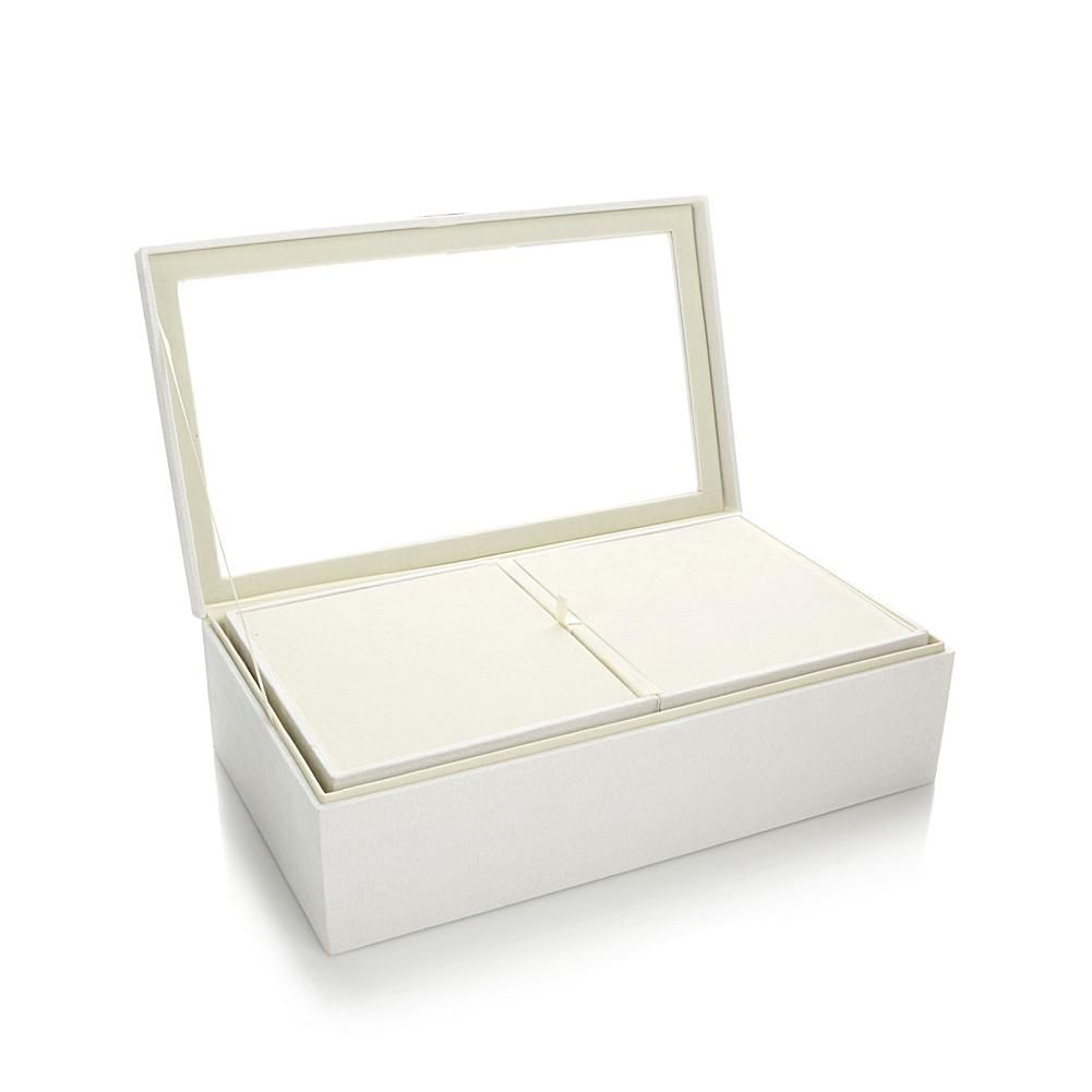 Colleens Prestige Jewelry Boxes Colleens Prestige 3piece 2Level