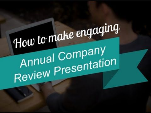 How To Make Attractive Business Review Presentation  Favourite