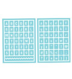 Martha stewart crafts condensed alphabet adhesive stencils martha stewart crafts condensed alphabet adhesive stencils spiritdancerdesigns Images