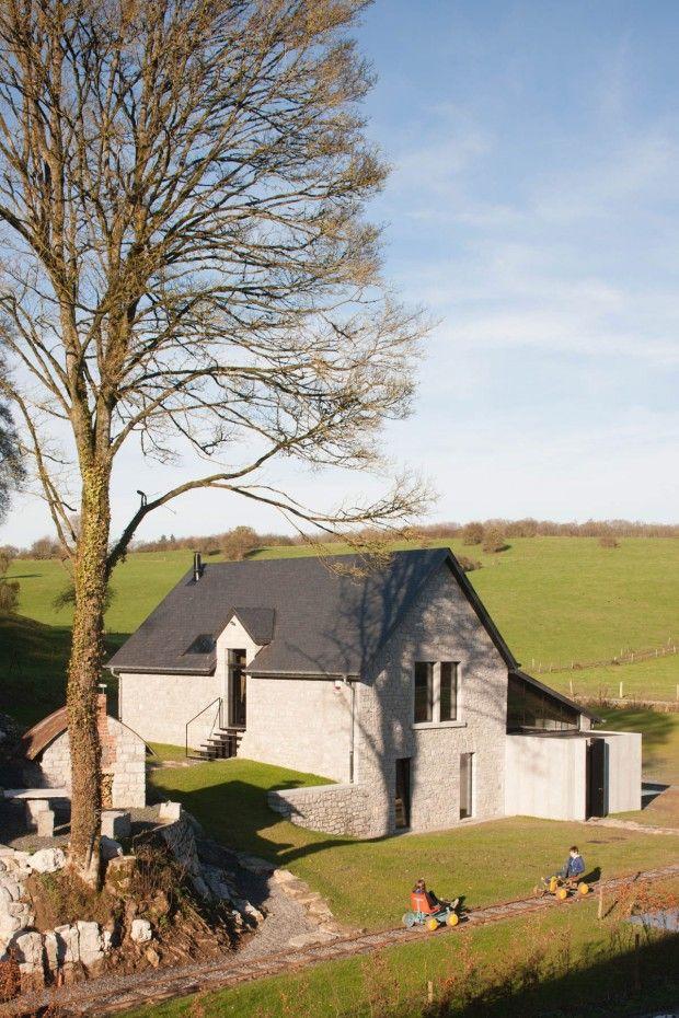 Rever De Son Ancienne Maison #9: ... Exceptional Rever De Son Ancienne Maison #13: Rénovation Du0027une  Ancienne Bâtisse ...