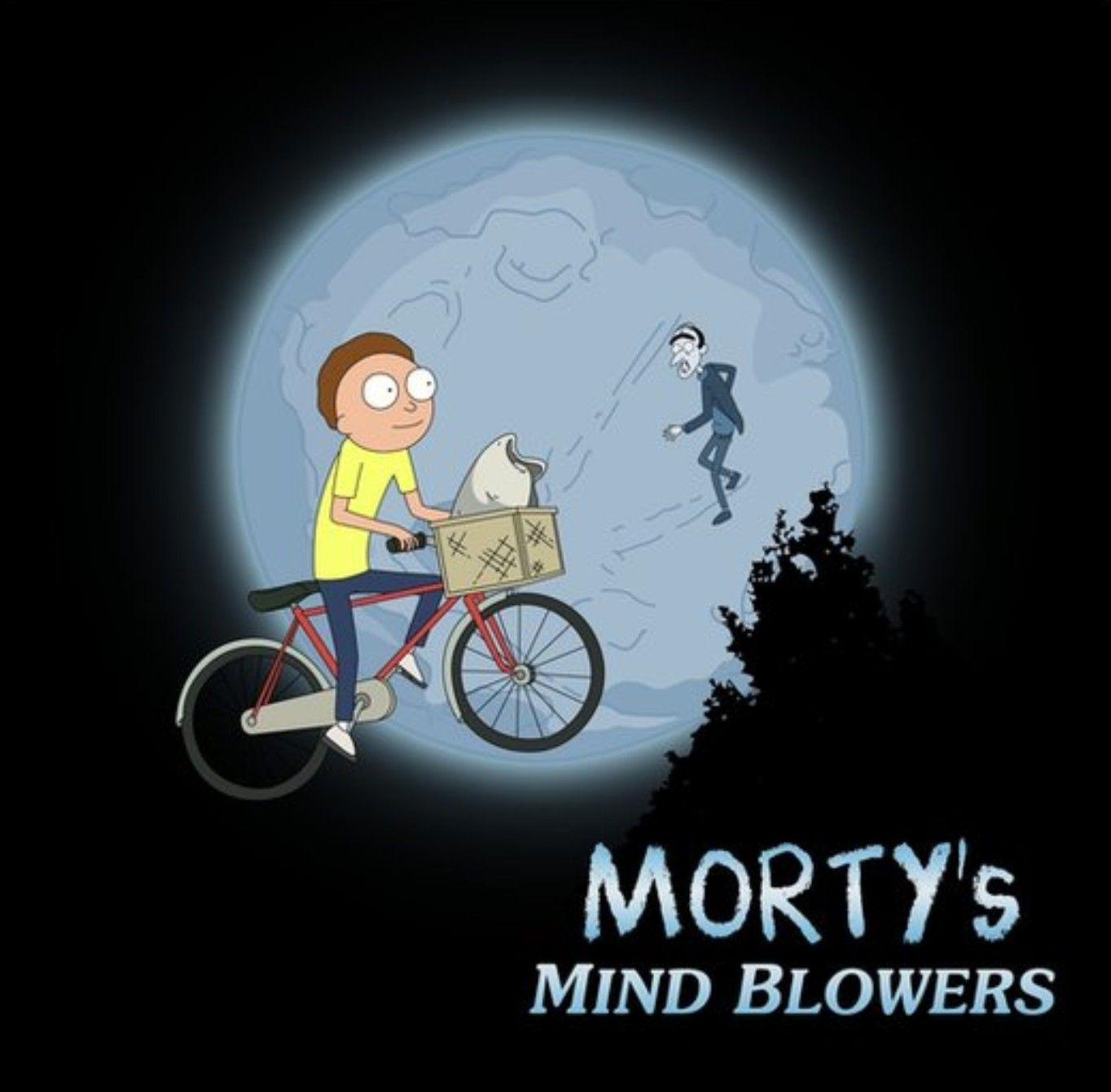 Rick And Morty Morty S Mind Blowers R Rick And Morty Morty
