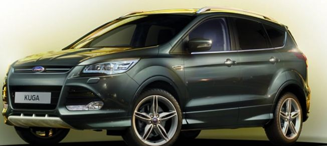 A Ford Car Is Tweeting In Sweden Best Suv Cars Suv Cars Car Ford