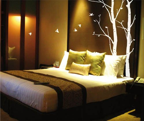 NB Lonely Tree Wall Decal NB Vinylized Graphics Best - Window decals for birds canada