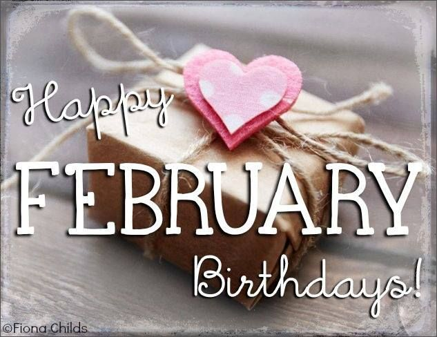 Image result for february happy birthday