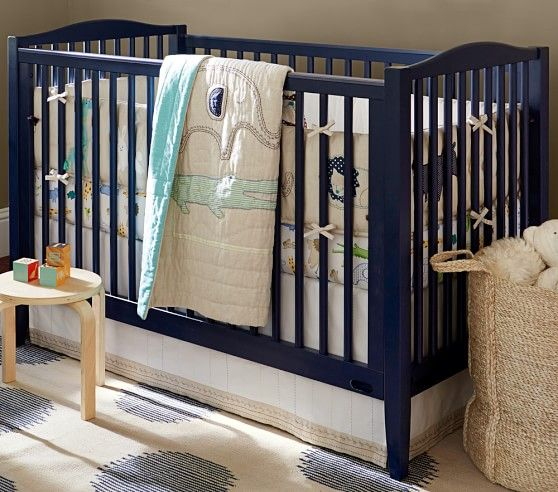 by without trellis bumperless baby bumper cribs quatrefoil pc set jojo blue white crib designs navy bedding modern boy and sweet lattice