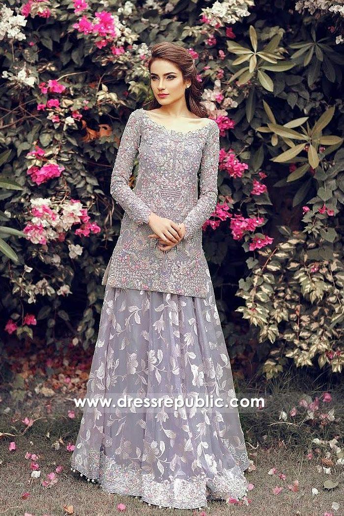 cac076df Pakistani Engagement Dress 2018 Shop Asian Indian Engagement Dress. Online  Buy at Dress Republic Fashion Store UK, USA, Canada, Australia.